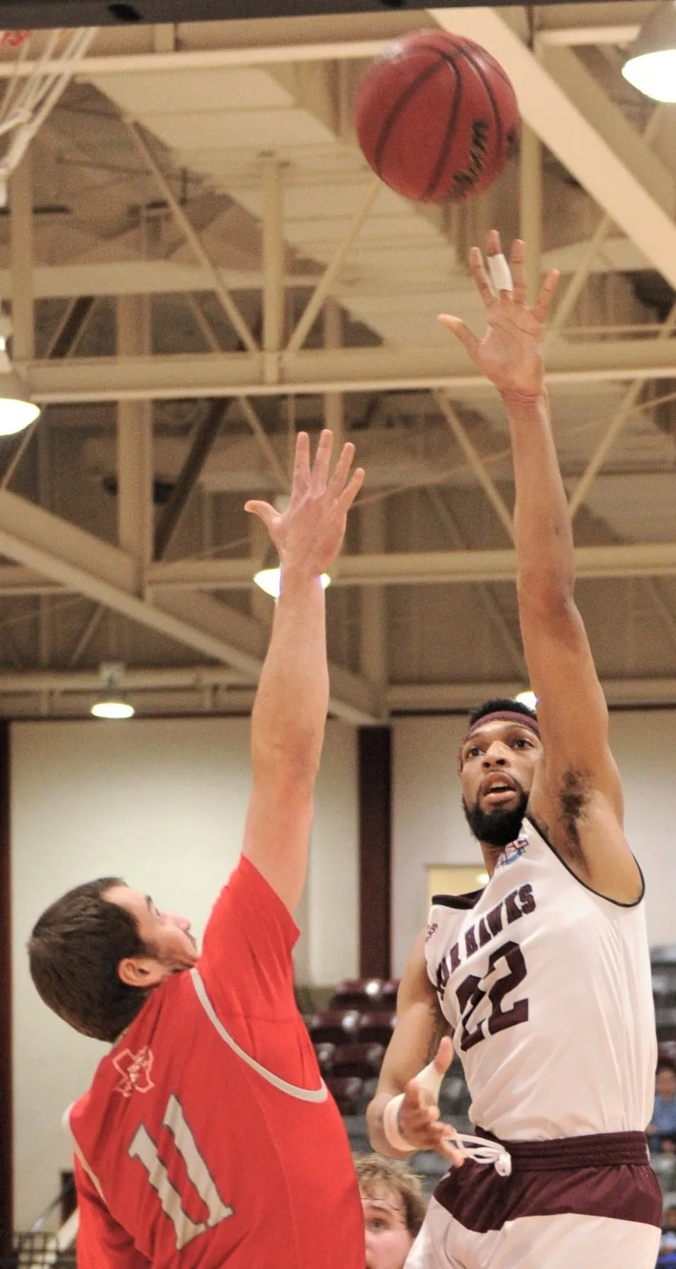 McMurry basketball teams sweep Sul Ross State