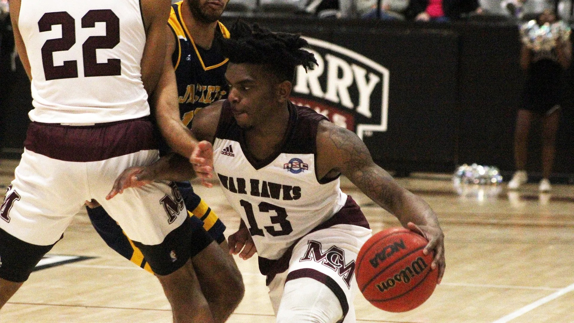 Is McMurry men's basketball finally turning the corner?