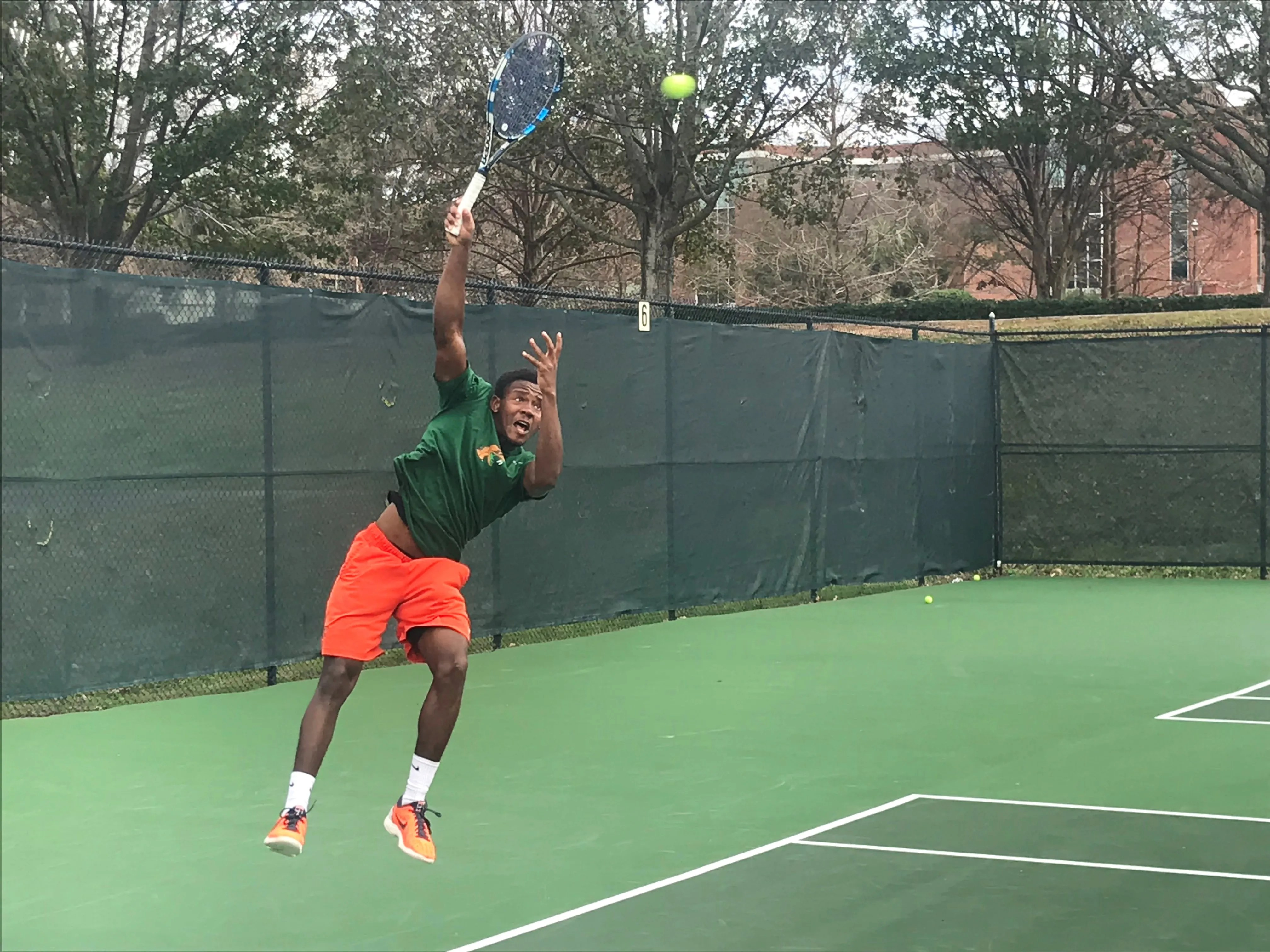 FAMU tennis women picked first, men second in division