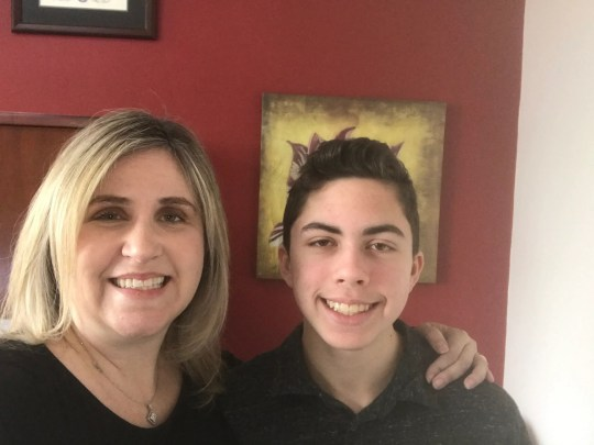 Tucson teenager Grant Thompson discovered a major iPhone security glitch. His mother, Michele Thompson, tried to alert Apple to the problem.