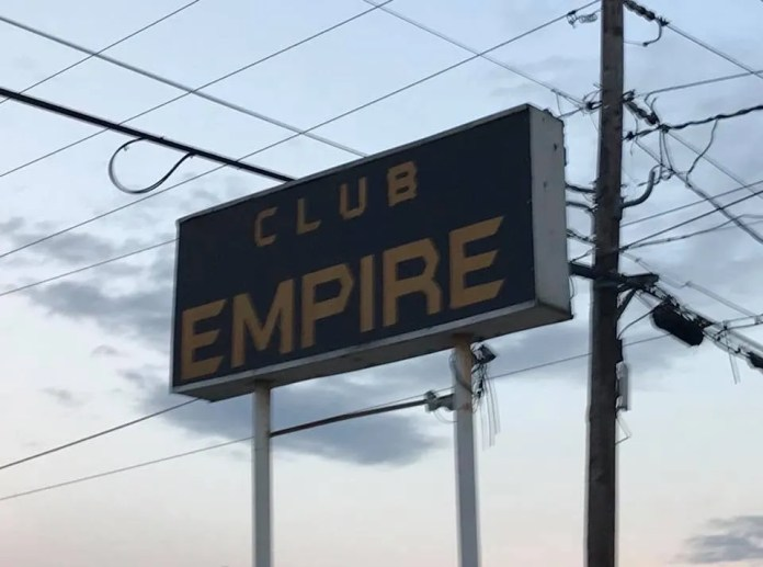 Club Empire is located in Hattiesburg.