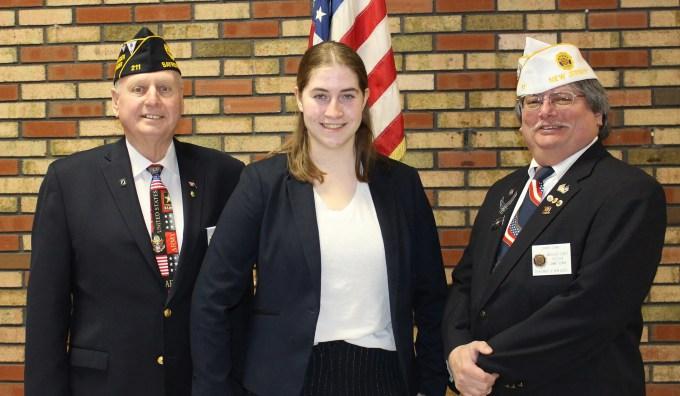 Nj Student News South Brunswick High School Student Wins American Legion Award