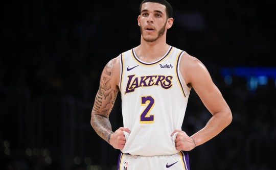 Los Angeles Lakers guard Lonzo Ball, according to some NBA experts, would fit perfectly with the Phoenix Suns.