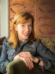 Susan Orleans, a celebrated author and journalist, will perform at the DSM Book Festival.
