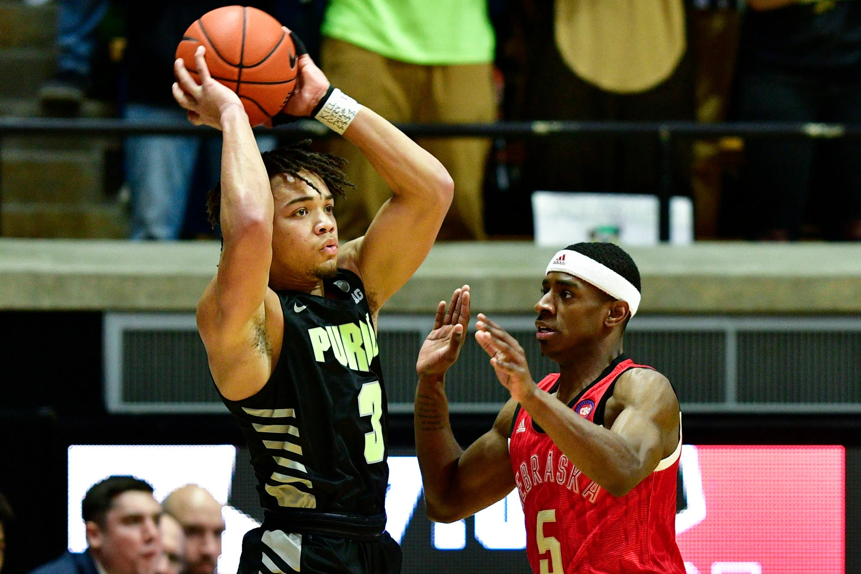 Pregame: No. 15 Purdue men's basketball at Nebraska
