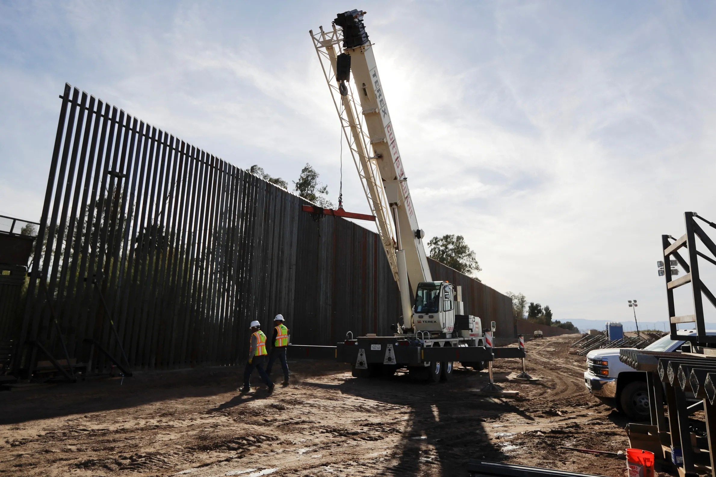 Kennedy, Cassidy hedge bets on budget border wall deal