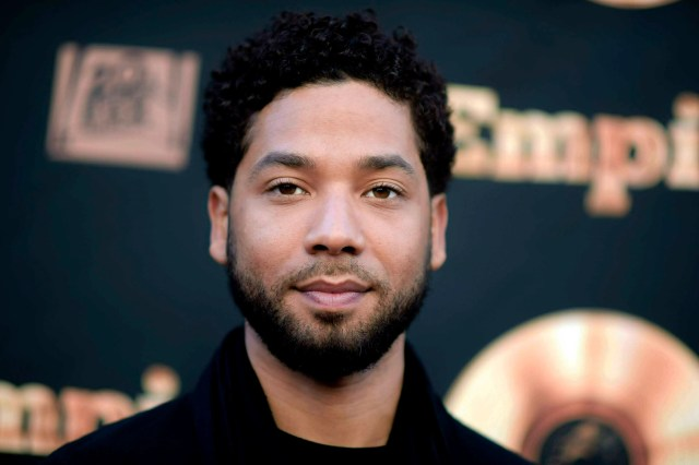 d1d1f2c0-e91d-461f-a5c9-be2c18540d95-AP_Empire_Cast_Member_Attack Jussie Smollett charged with disorderly conduct for filing false police report in attack