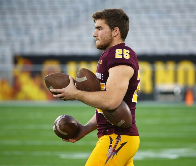 Asu Gets Its Kicks With Ncaa Record By Turk Legacy Fill In By