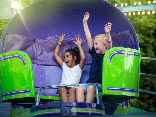 Get ready to throw your hands in the air! Clementon Park is getting a Tilt-A-Whirl.