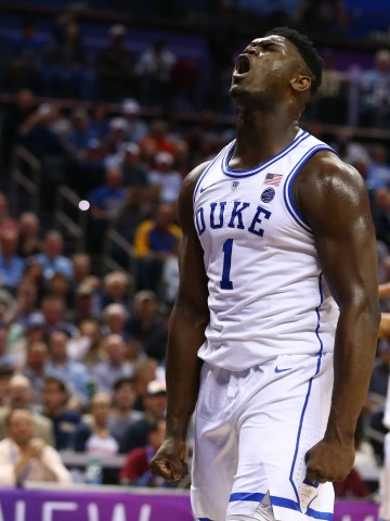 Zion Williamson poured in a game-high 29 points on perfect 13-of-13 shooting.