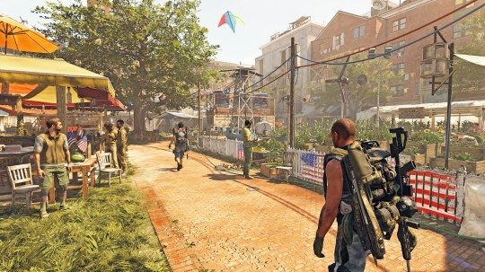 As an agent of the Strategic Homeland Division part of your job in 'The Division 2' is to assist survivors and help improve their ragtag existence in the wake of a pandemic.