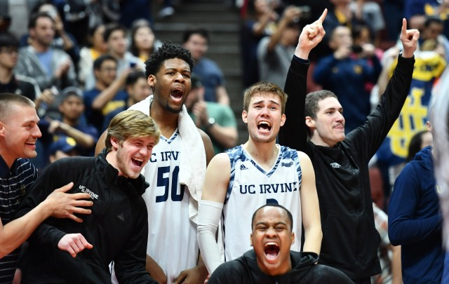 UC Irvine (30-5), No. 13 seed in South, Big West Conference champion