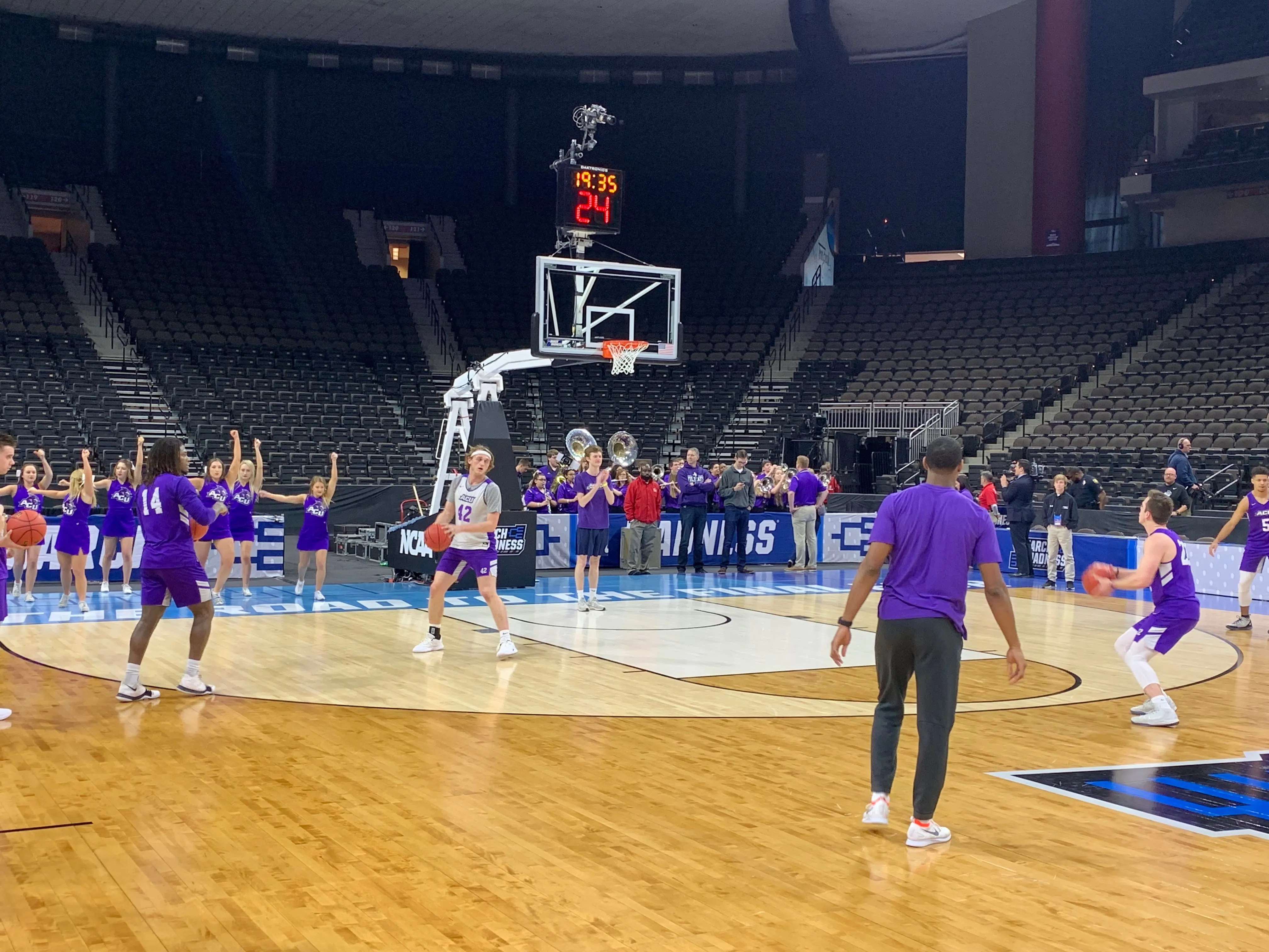 March Madness 2019: Abilene Christian ready to face ...