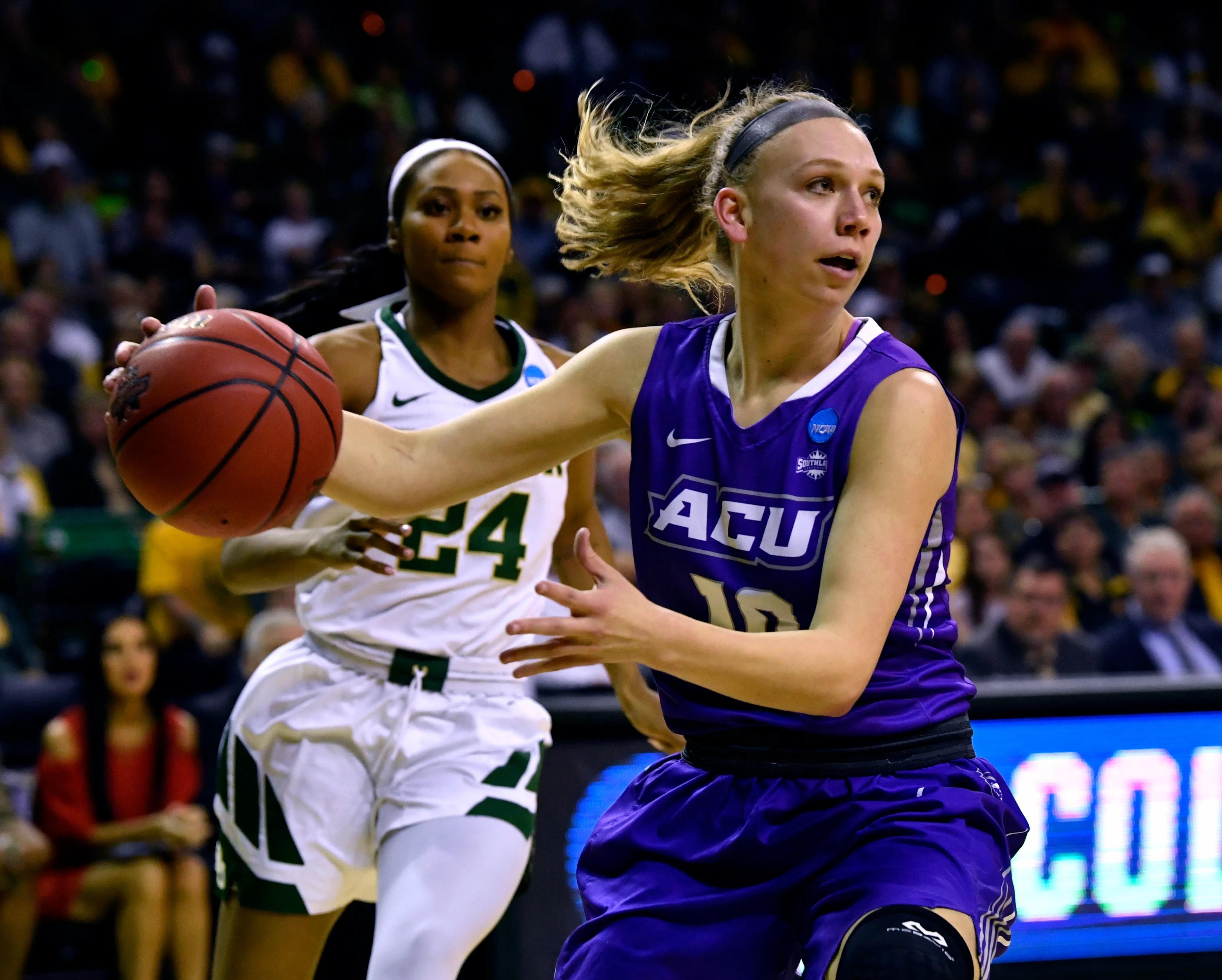 Top-ranked Baylor throttles Abilene Christian in women's ...