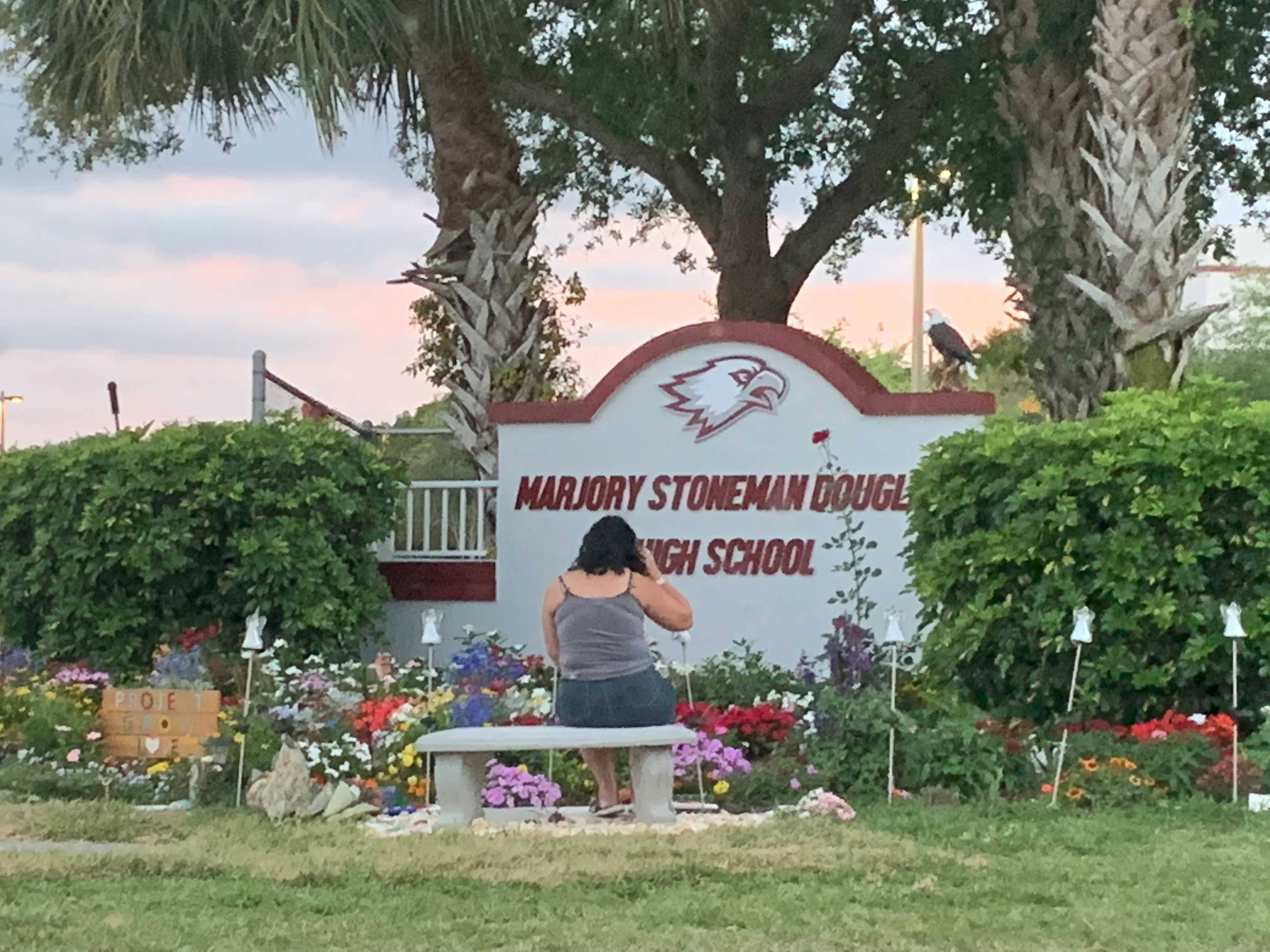 Following the 2018 shooting at Marjory Stoneman Douglas High School in Parkland, Florida, voters approved allocating $93 million a year for four years to pay for teacher salaries, school security and behavioral health providers. Florida tacked on another $69 million to fund school-based mental health services throughout the state.