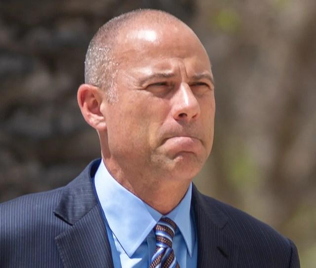 Former Stormy Daniels Lawyer Michael Avenatti Pleads Not Guilty In Embezzlement Case