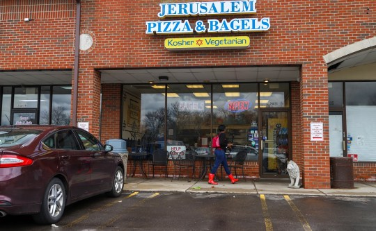 Jerusalem Pizza and Bagels in Southfield, Michigan will be photographed on Friday, April 12, 2019.
