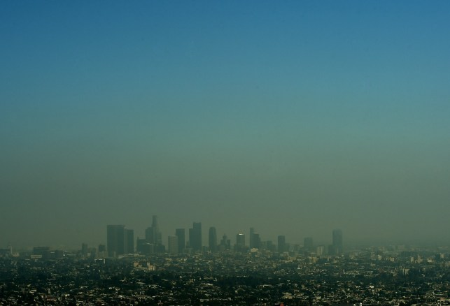 Killer smog: Even small amounts of air pollution linked to risk of early death, study finds