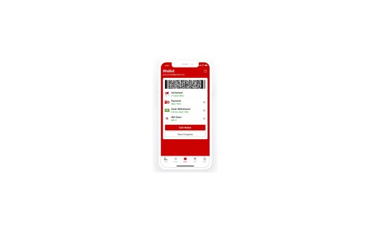 With one scan of the Target app wallet, take off selected Cartwheel offers, store coupons and pay with a REDCard or store gift cards.