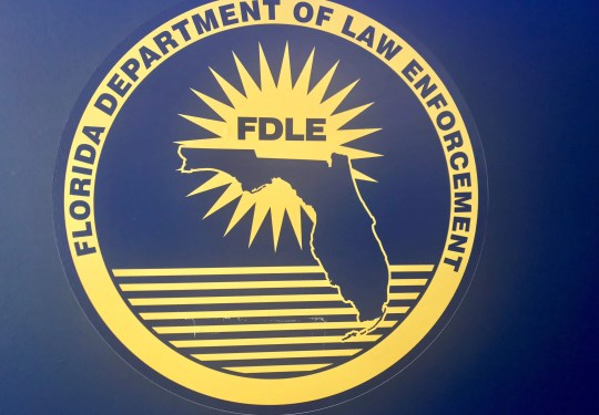 Florida Law Enforcement Department Logo