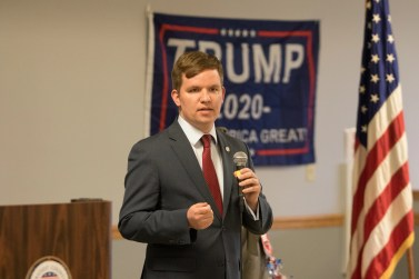 State Rep. Jim Lower, R-Greenville, intends to run for Michigan's 3rd Congressional District in 2020.