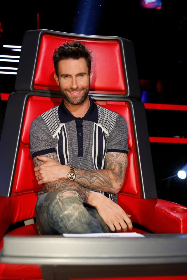 fa487a5c-aa27-4723-907d-4fe6e7e5c83b-XXX_NUP_166034_0697 Adam Levine exits 'The Voice' after 16 seasons; Gwen Stefani will return