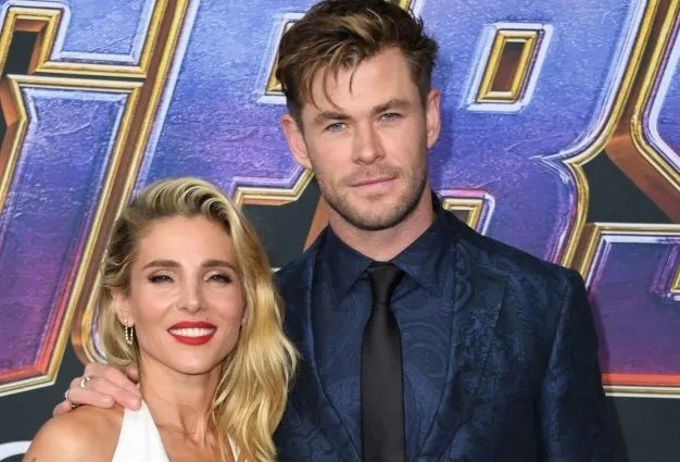 Chris Hemsworth And Wife Butt Heads Occasionally But Marriage Works