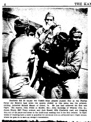 The Kansas City Star ran a photograph and brief on Sunday, October 5, 1941, on Ronald Mason's