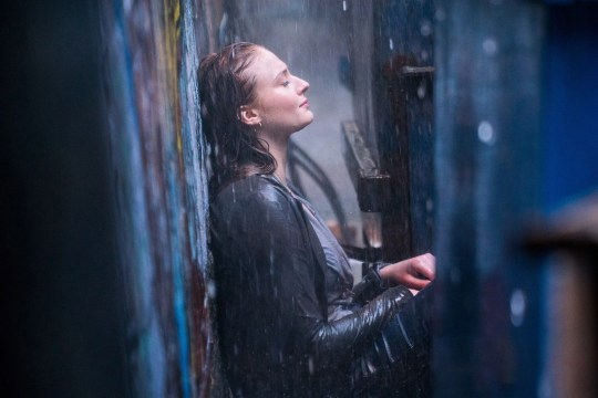 """Sophie Turner went to great lengths to channel Jean Grey's emotional turmoil for """"Dark Phoenix."""""""