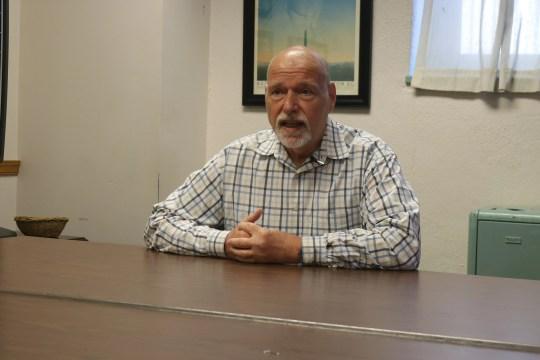 Dennis Hobb is executive director of the McClendon Center, a mental health services non profit in Washington, D.C.