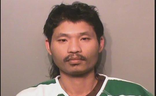 Dee Du, 27, shown in his Polk County Jail mugshot.