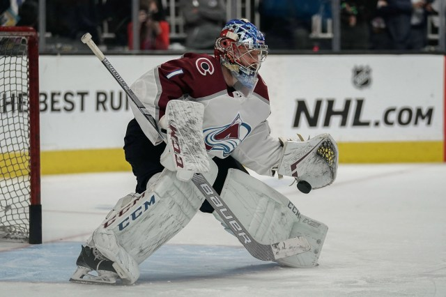 16. G Semyon Varlamov, Colorado Avalanche, $5.5 million. New team: New York Islanders, four years, $20 million
