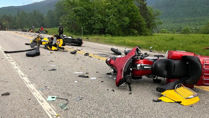 Randolph Nh Motorcycle Crash