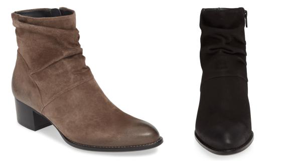 Estos botines te ayudarán a lograr ese look casual y chic.