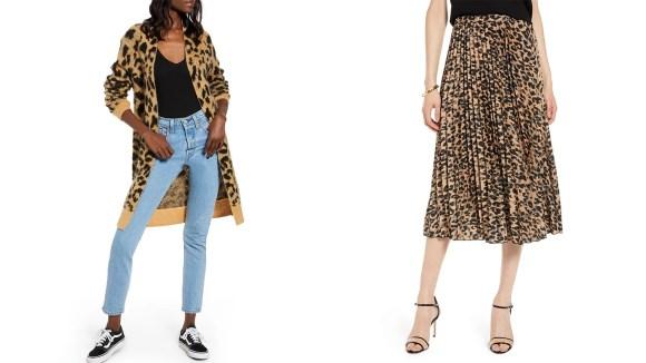 El estampado de leopardo nunca pasará de moda. Ahí lo dije.