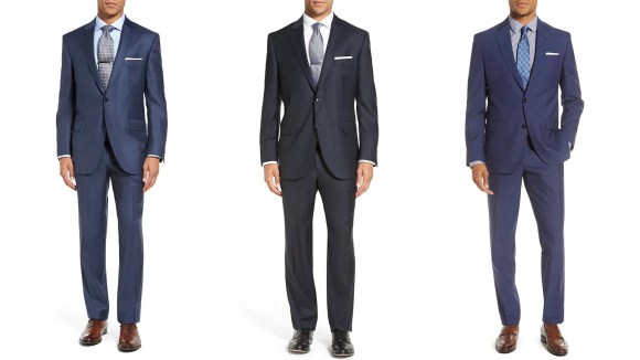 Es hora de refrescar su ropa de negocios con un traje nuevo que realmente le sienta bien.