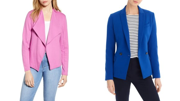 These gorgeous blazers will make you the talk of the office, in all the right ways.