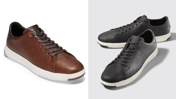 Las zapatillas de deporte, pero las hacen moda.