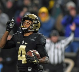 Purdue's Rondale Moore doing what colleges should: Opting out of 2020