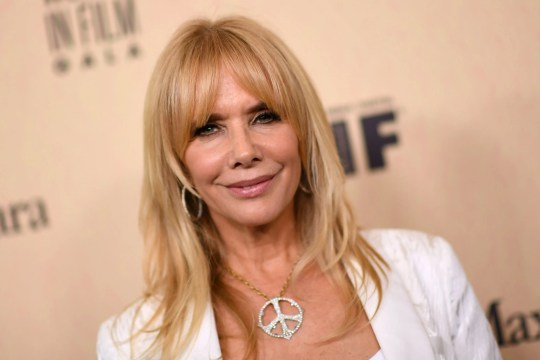"Rosanna Arquette tweeted on Wednesday, ""I'm sorry I was born white and privileged. It disgusts me."""