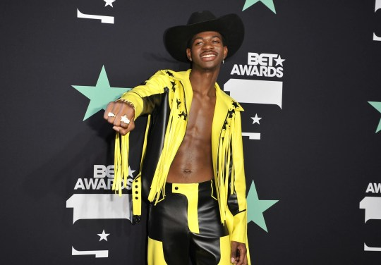 """Lil Nas X has set two new records on Billboard's Hot R&B/Hip-Hop songs and Hot rap songs charts. """"Old Town Road,"""" which is spending its 19th week at No. 1, surpasses the record set by Drake's """"One Dance"""" on the R&B/Hip-Hop songs chart."""
