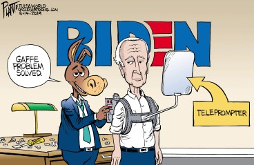 Biden's gaffe problem