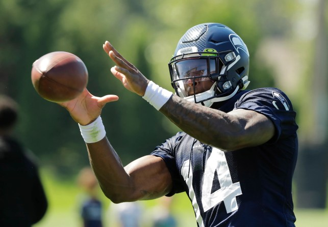 Seattle Seahawks rookie receiver DK Metcalf scheduled for minor knee surgery