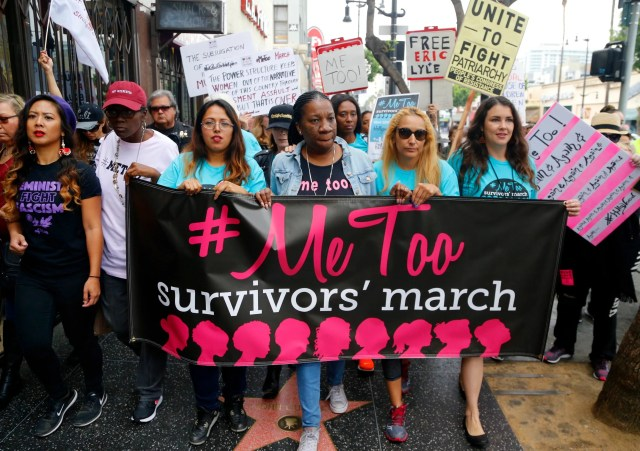 Me Too movement: From Weinstein to Kavanaugh, change for women, LGBTQ?