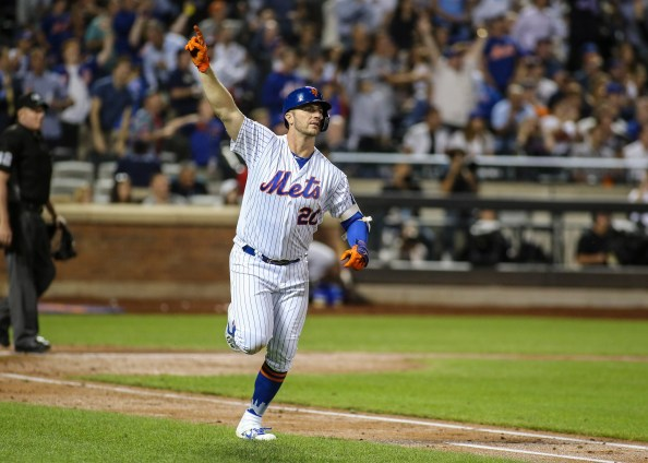 New York Mets: Pete Alonso living a 'dream come true'
