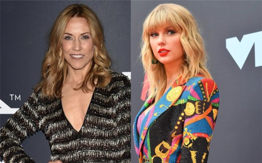 Sheryl Crow responded to the masters controversy surrounding Taylor Swift and Crow's new label, Big Machine.
