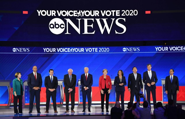 Democratic debate in Houston: From A to F,  Mastio & Lawrence grade the 2020 candidates