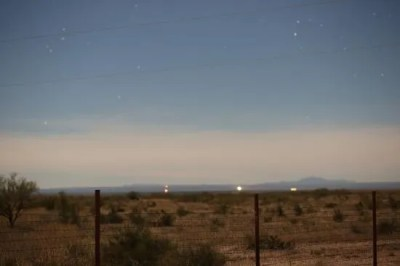 The Marfa lights have stumped people for generations. Some believe the lights to be ghosts of Spanish Conquistadors, aliens or a natural phenomena.