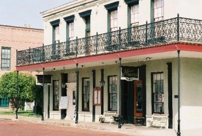 The Jefferson Hotel in Jefferson