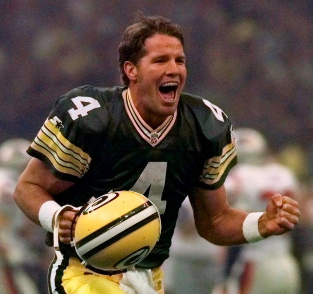 Hall of Fame Packers quarterback Brett Favre concerned about whether he played too long